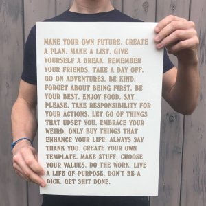 betternotstop manifesto white print