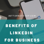 Benefits of LinkedIn for Business, Benefits of LinkedIn for Business : We ask an Expert
