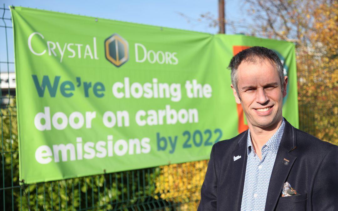 Crystal Doors Wins Queen's Award For Sustainable Development