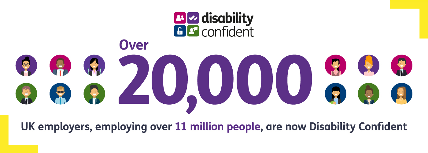 , What It Means To Be A Disability Confident Committed Employer