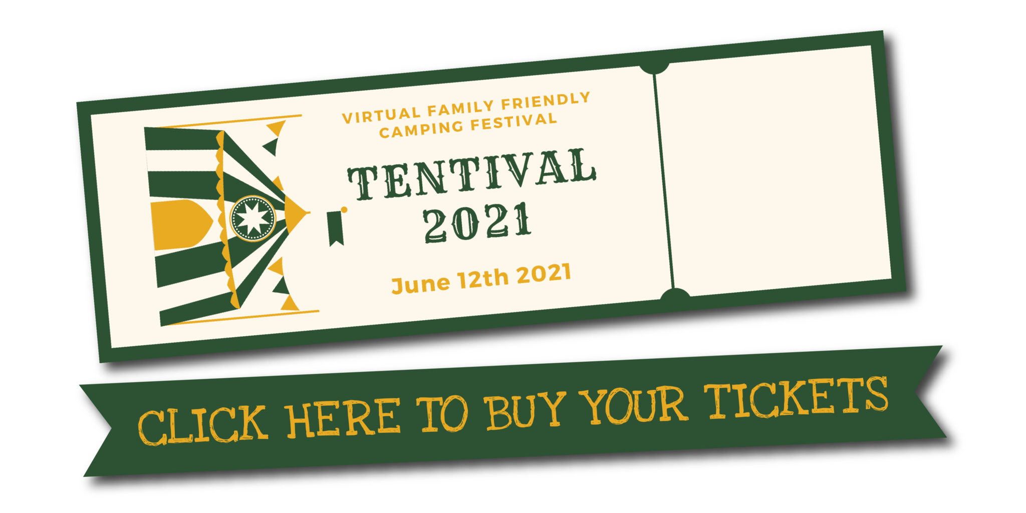 , Tentival 2021 – The Virtual Festival With A Difference